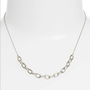 Kate Spade Mini Chain Reaction Link Necklace